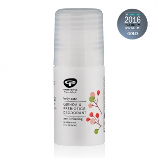 GREEN PEOPLE deodorant Quinoa a prebiotika 75ml