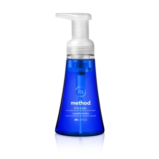 METHOD pěnové mýdlo Blue Poppy, 300ml